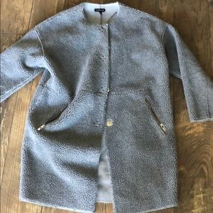 Topshop Sherpa cost
